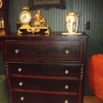 Do you collect period furniture? Come to Treasure Potts Antiques in Fancy Gap VA