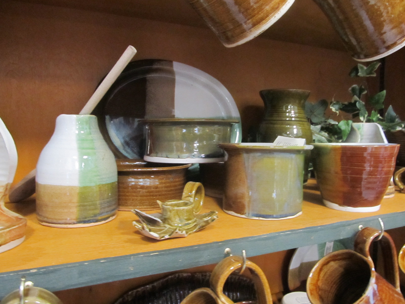 New Shipment of Greenhill Pottery Has Arrived
