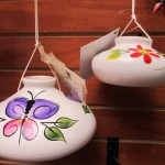 Handpainted Hummingbird Feeders