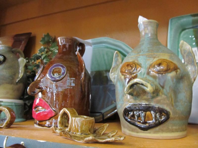 Jim Crabtree Pottery