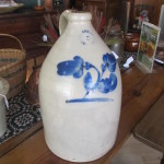 Early Jug with Cobalt Decoration