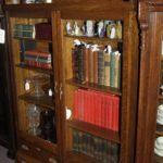 Quartersawn Oak Bookcase