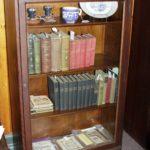 Matching Oak Bookcases