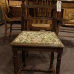 Four English Oak Chairs