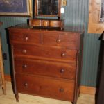 Walnut Sheridan Chest