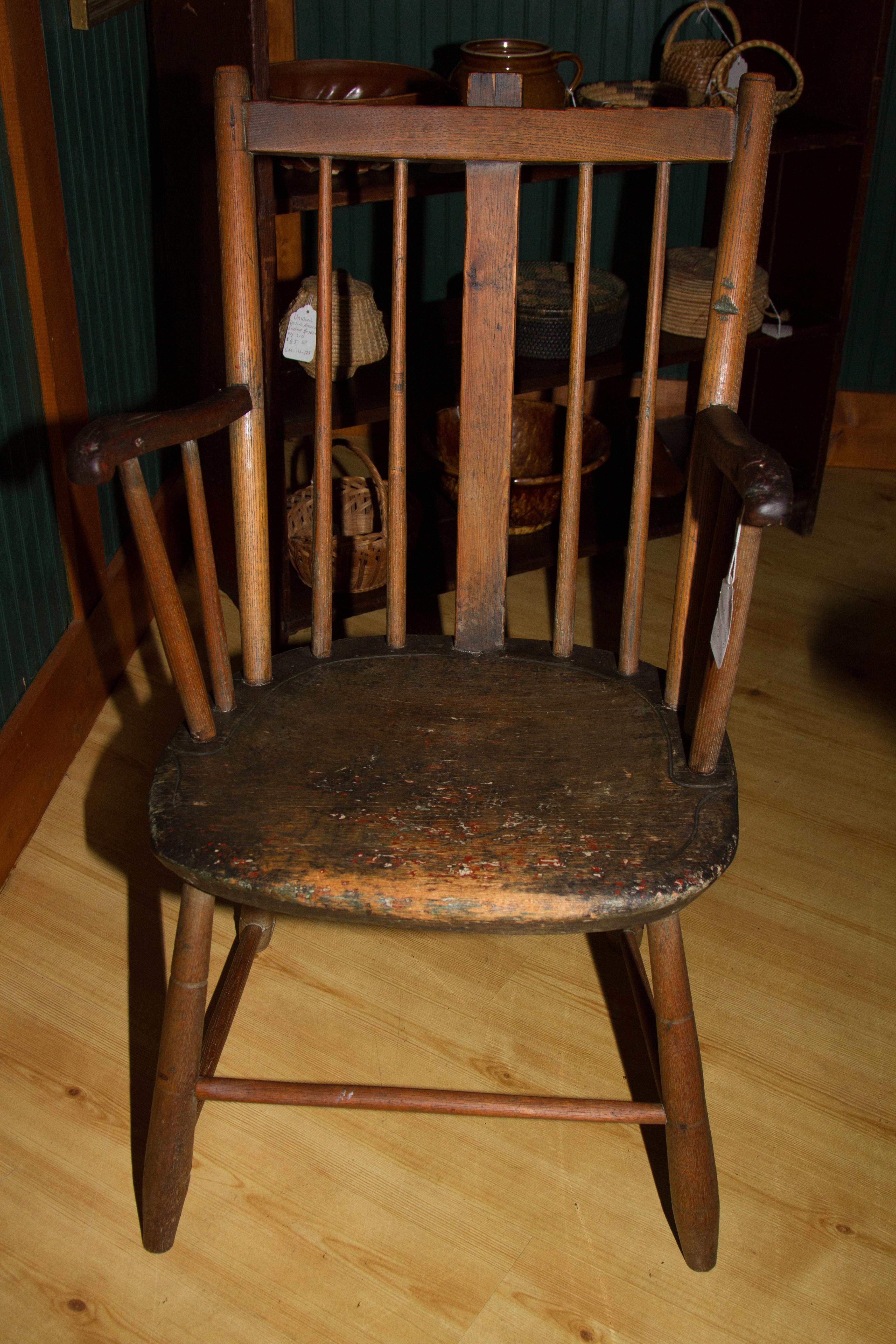 Handmade Windsor Chair