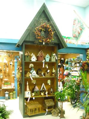 American Made Birdhouses